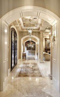 Hallway/landing inspiration for your home. #PropertiesWeLove #ExpectTheExceptional