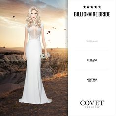 Covet Fashion, Formal Dresses, Wedding Dresses, Bride, My Style, Dresses For Formal, Bride Dresses, Wedding Bride, Bridal Gowns