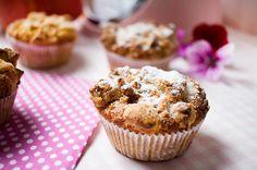 Low Carb Streusel Kürbis Muffins