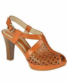 Naturalizer Korina Platform Sandals $99