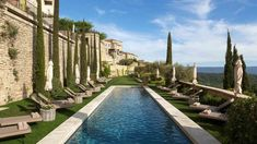 MailOnline's Ted Thornhill checks into La Bastide de Gordes hotel and spa in the rustic village of Gordes in Provence's Luberon region - and concludes that it's 'impossibly splendid'. Country Home Magazine, House And Home Magazine, Week End Spa, Elite Hotels, Weekend France, Long Week-end, My French Country Home, Beaux Villages, Belle Villa