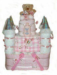 Tutoriel pour faire son gâteau de couches - Confidences de maman