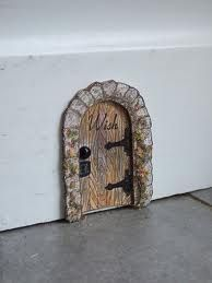 how to make a fairy door - Google Search
