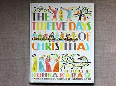 The Twelve Days of Christmas ill. by Ilonka Karasz