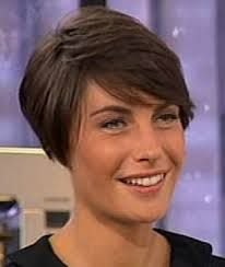 photo alessandra sublet coupe courte - Recherche Google Short Hair Cuts, Short Hair Styles, Long Pixie, New Haircuts, Summer Hairstyles, Hair Makeup, Bob, Beautiful Women, Photography