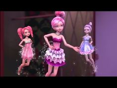 Barbie A Fashion Fairytale - English - Full Movie - 2014