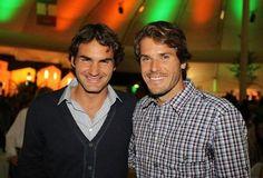 Roger Federer & Tommy Haas