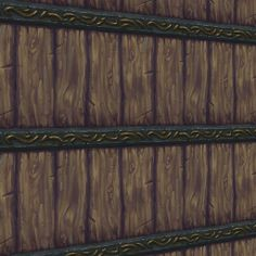 medieval wood | Hand Painted Textures