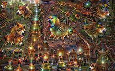 Since Google open-sourced the code for its Deep Dream software, images have   flooded the internet. Here are some of the best