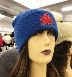 Canada Canadian Flag Red Maple Leaf Blue Unisex Ski Hat Beanie Hats Chapeau #beanie #beaniehat #mapleleaf #Canada #winterhat #winterbeanie #skifashion #winterfashion Ski Fashion, Fashion Belts, Winter Fashion, Cool Belt Buckles, Ski Hats, Beanie Hats, Caps Hats, Skiing, Winter Hats