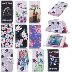 For iPhone 5 Luxury Vintage Printed leather Wallet PU Leather Ultra Flip Cover for iPhone SE phone Case shell coque fundas Iphone 5s Covers, Iphone Cases, Phone Cover, Iphone 6, Coque Huawei P9 Lite, Samsung Galaxy J3 Case, Coque Samsung J3, Moto G4 Plus, Apple Iphone