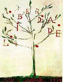 PROSIMETRON: A Arte e o 25 de Abril -. Vieira da Silva, 25 de Abril de 1974 Carnations, Vintage Posters, Revolution, Diy And Crafts, History, Creative, 1950, Paintings, Colorful