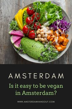 After all those years I have spent in Amsterdam I noticed that traditional Dutch food is quite meaty in general. However, every year more and more people consid Barley Nutrition, Yogurt Nutrition, Easy Meal Prep, Healthy Meal Prep, Healthy Eating, Whole Food Recipes, Dog Food Recipes, Vegan Recipes, Vegan Meals