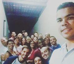Mais que amigos  mais que irmãos  uma família #conexão #90graus #jovensprogresso