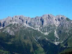 Presolana mountain (Orobie bergamasche)