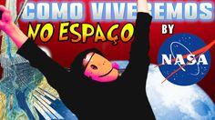 ESPETACULAR!! COMO A NASA VISUALIZA A COLONIZAÇÃO DO ESPAÇO (FODA D+)