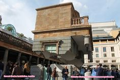 Covent Garden Installation 2014, First photo