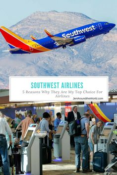 Why Southwest Airlines Will Always Be My Number Choice for Flying