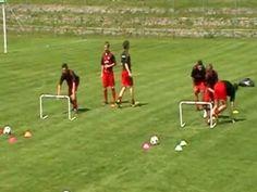 Allenamento Allievi - Asiago (Italy) - AC Milan Junior Camp - YouTube