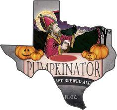 The Best Pumpkin Beer from Texas