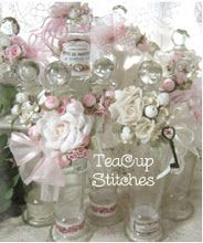 Teacupstitches: PINK SATURDAY Greetings AND a GIVEAWAY too