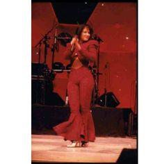 """Another rare photo shared by the Chron.com of Selenas 1995 performance! . . #rare#selena#selenaquintanilla#20years"""