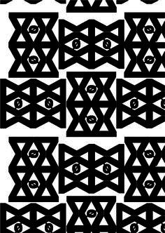 geometrico la struttura di questo pattern ricalca la struttura del carattere stesso, ovvero molto geometrico e essenziale che però con altri elementi con le stesse caratteristiche forma una trama semplice e affascinante insieme. Alexander Mcqueen Scarf, Lettering, Letters, Texting, Calligraphy, Brush Lettering