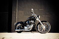 "Harley-Davidson XL1200C Sportster ""Custom"""