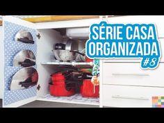 Aprenda como organizar a casa com dicas para todos os comôdos. Veja também como manter a organização e evitar o cansaço de ter que arrumar tudo novamente.