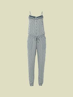 COLLECTOR JUMPSUIT