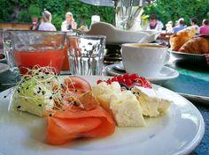 #Brunch im Café des Amis in Zürich