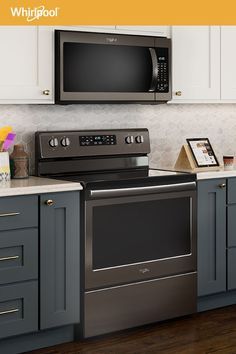 Introducing our new Fingerprint-Resistant Black Stainless Steel Suite.