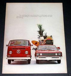El Rincón del Publicista™: Volkswagen a través de su publicidad gráfica