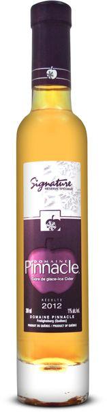 Signature Special Reserve Ice Cider   Artisan Awards