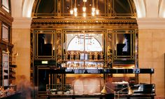 The Wolseley | London - The Wolseley serves a classic English breakfast, lunch, and dinner, but Manolo Blahnik prefers going for the afternoon tea, with gorgeous tri-tiered platters of delicate fruit scones and pastries.