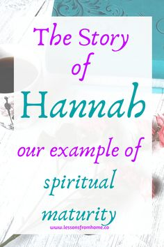Hannah's struggle with infertility holds the same longing and pain that we feel today. There are some lessons from Hannah in the Bible that we can apply to our lives. Bible Study Notebook, Bible Study Tips, Scripture Study, Bible Lessons, Study Journal, Bible Scriptures, Bible Quotes, Forgiveness Scriptures, Hannah Bible