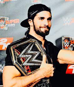WWE  World Heavyweight Champion Seth Rollins