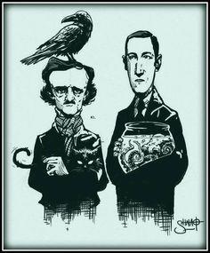 Poe  Lovecraft.