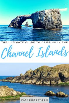 Booking a Channel Islands camping trip can be difficult and confusing. This guide to camping in Channel Islands will make your trip planning easy and smooth. Usa Travel, Travel Tips, San Miguel Island, Santa Cruz Island, Channel Islands National Park, California National Parks, Camping Guide, Water Activities, Outdoor Woman