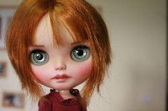 ooak custom blythe doll by GerakinaDolls on Etsy
