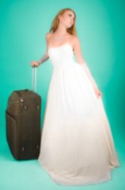 Packing For Your Destination Wedding - Destination Wedding Details - discusses how to get your dress, suit, favours and numerous other items to your destination wedding.  Other tips like: Take all receipts for your favours, welcome bag items, and decorations. The customs officer at your destination might request them if he suspects that the value of your items exceeds their limit and you're going to sell those items.