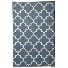 target rug, comes in a million color combos and sizes, including a good option for a hallway runner