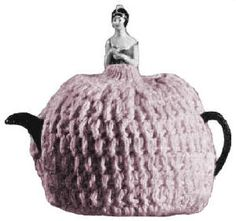 Doll & Skirt Tea Cozy Vintage Crochet Pattern for download