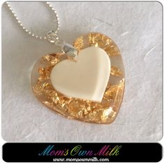 Large resin pendants remain the most popular purchase in store and with prices starting from only £ 32.50, how will your pendant look?  www.momsownmilk.com