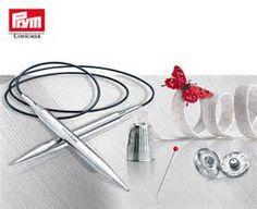 Prym Strickring-Set  Strickring Set Strick Ring 135 180 230 280 mm 624160