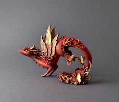 Dragons in the Air by Suzi on Etsy