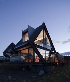 Mona Pavilions by Fender Katsalidis Architects
