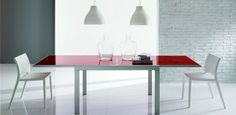 Morris Dining Table | Tables - Dining Tables | Sklar Furnishings extending