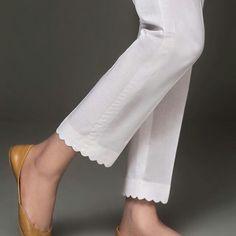 💞Farha Nöör 💞✔ Plazzo Pants, Salwar Pants, Kurta With Pants, Cigratte Pants, Sleeves Designs For Dresses, Dress Neck Designs, Stylish Dress Designs, Stylish Dresses For Girls, Stylish Clothes