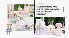 Lembrancinhas para Chá de Cozinha ou Panela, Chá de Lingerie e Chá Bar | Blog de Casamento DIY da Maria Fernanda